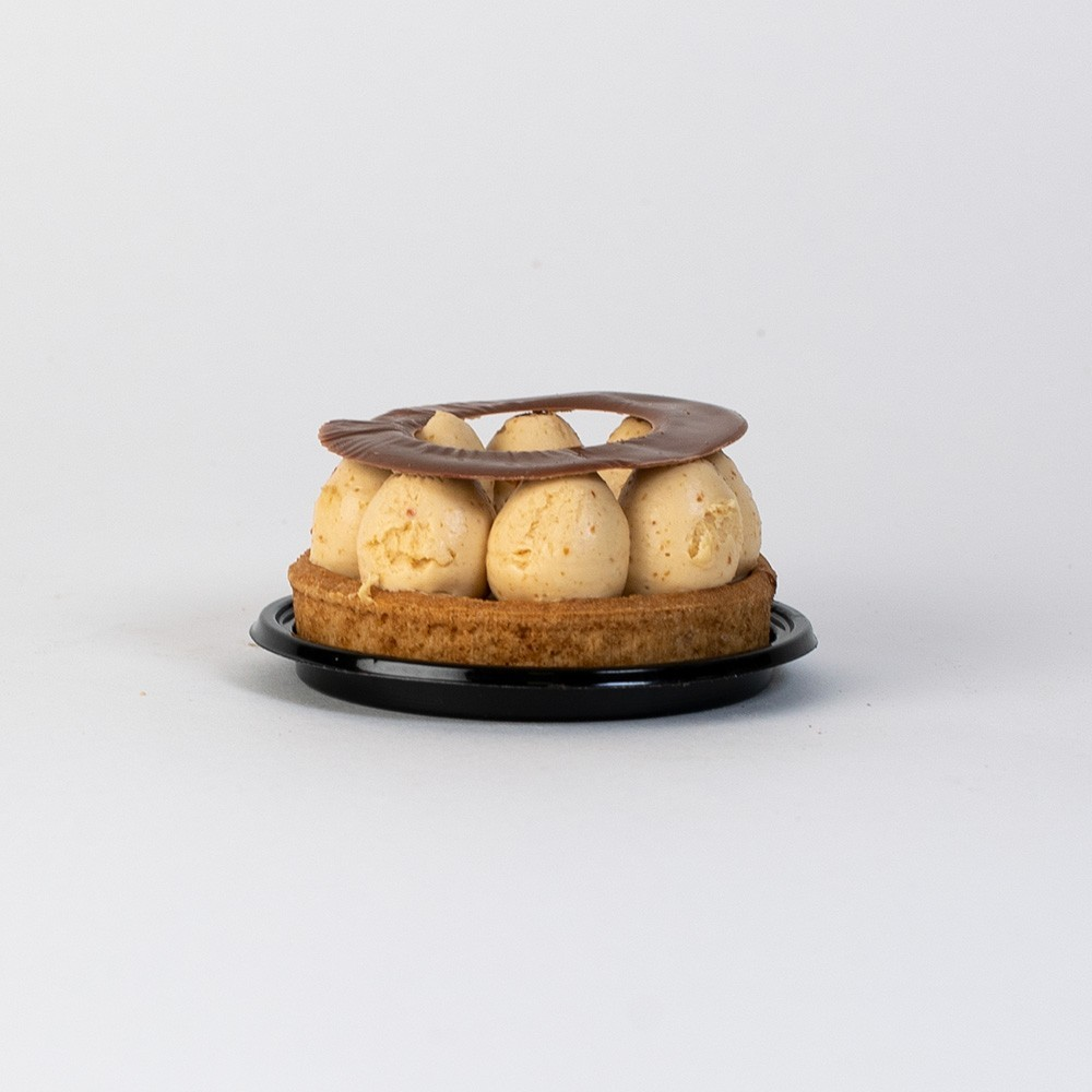 Tartelette cacahuète